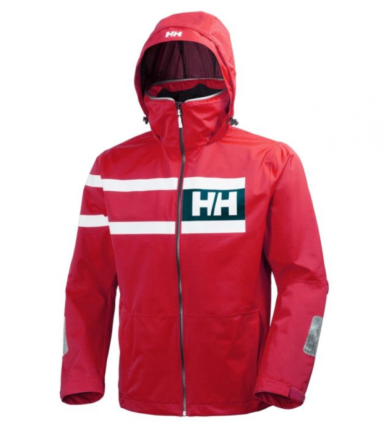 Comprar Helly Hansen Salt Power jacket red -Helly Tech® Protection-