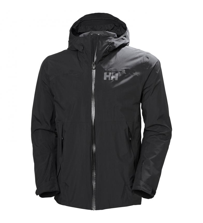 Helly Hansen Shell Jacket Verglas 2L Ripston black / Helly Tech / Bluesign / DWR /