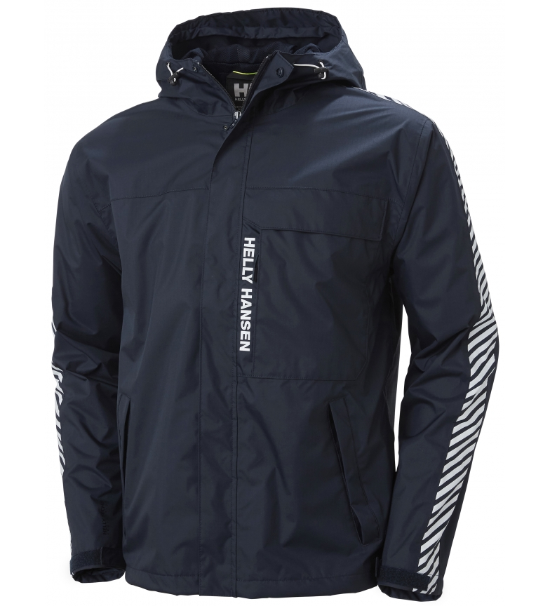 Comprar Helly Hansen Giacca da pioggia impacchettabile Vector Jacket blu / Lifa / Helly Tech / YKK /