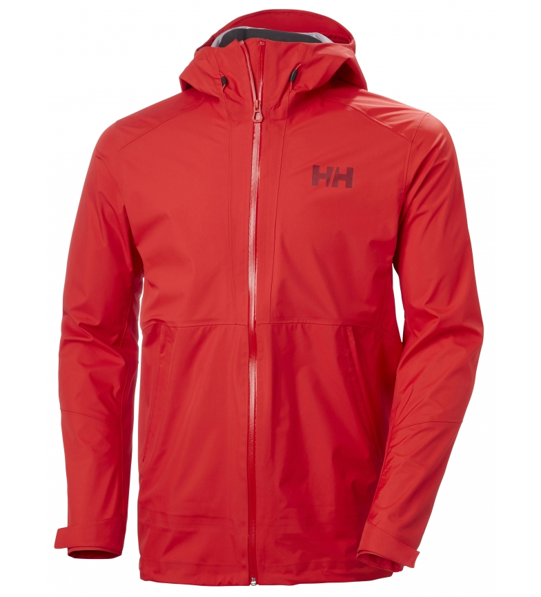 Comprar Helly Hansen Giacca Vimer 3L Shell rosso / Helly tech /