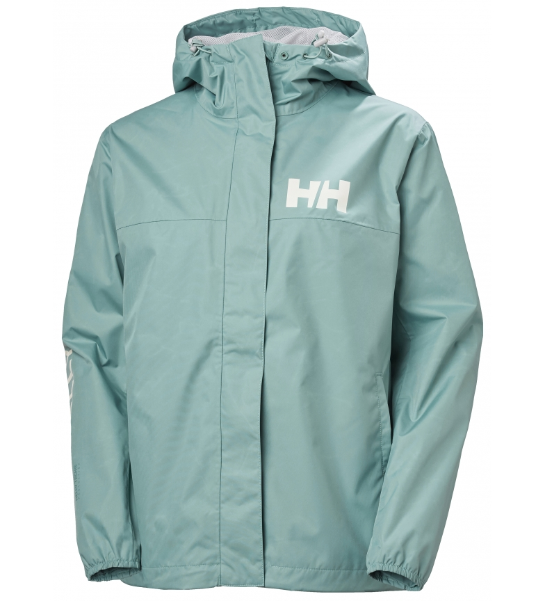 Comprar Helly Hansen Jacket W Ervik green / Helly Tech / YKK /