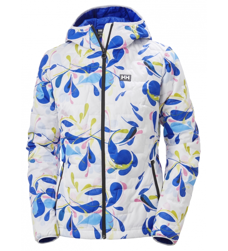 Comprar Helly Hansen Lifafort Hooded Insulator JA Multicolor W Jacket / Lifaloft? / YKK® / Primaloft® /