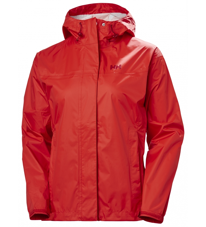 Comprar Helly Hansen Jacket W Loke red / Helly Tech / DWR /