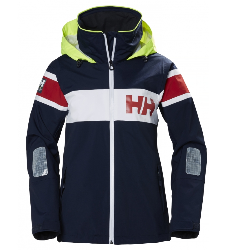Comprar Helly Hansen W Salt Flag jacket, red - Helly Tech