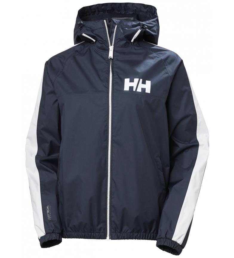 Comprar Helly Hansen Chaqueta W Vista Packable Jacket marino / Helly Tech / YKK® /