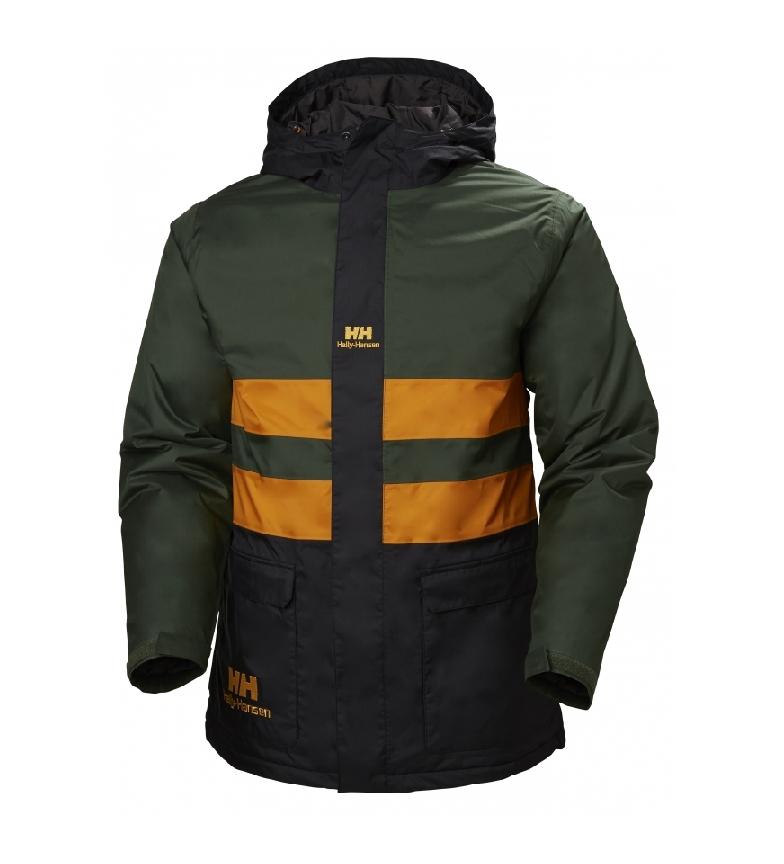 Comprar Helly Hansen Jacket Yu Ins Rain green