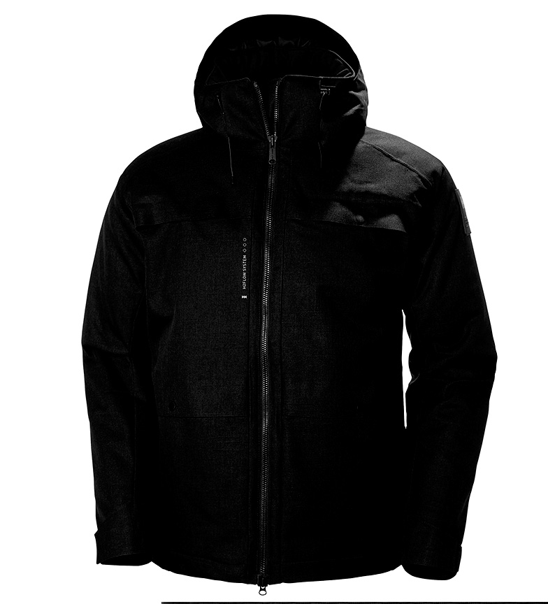 Comprar Helly Hansen Black Chill Parka / H²Flow / Primaloft® Black / Helly Tech® Protection