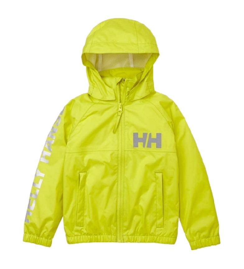 Helly Hansen K Active giallo impermeabile