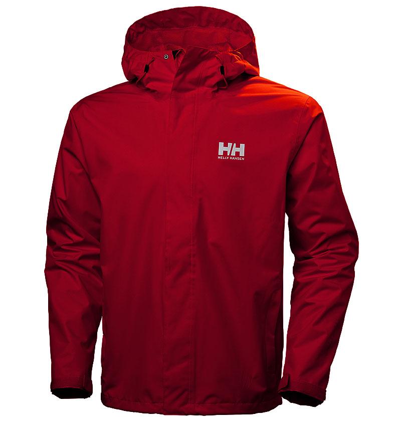 Comprar Helly Hansen Raincoat Seven J red