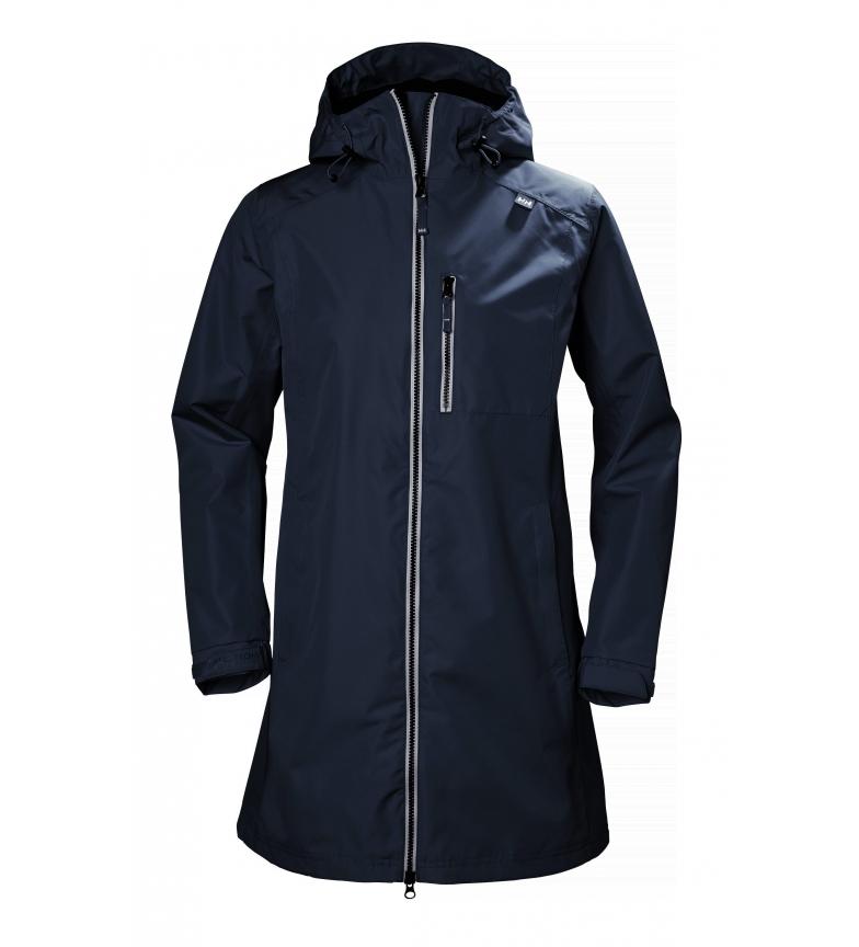 Comprar Helly Hansen Capa de chuva W Long Belfast azul