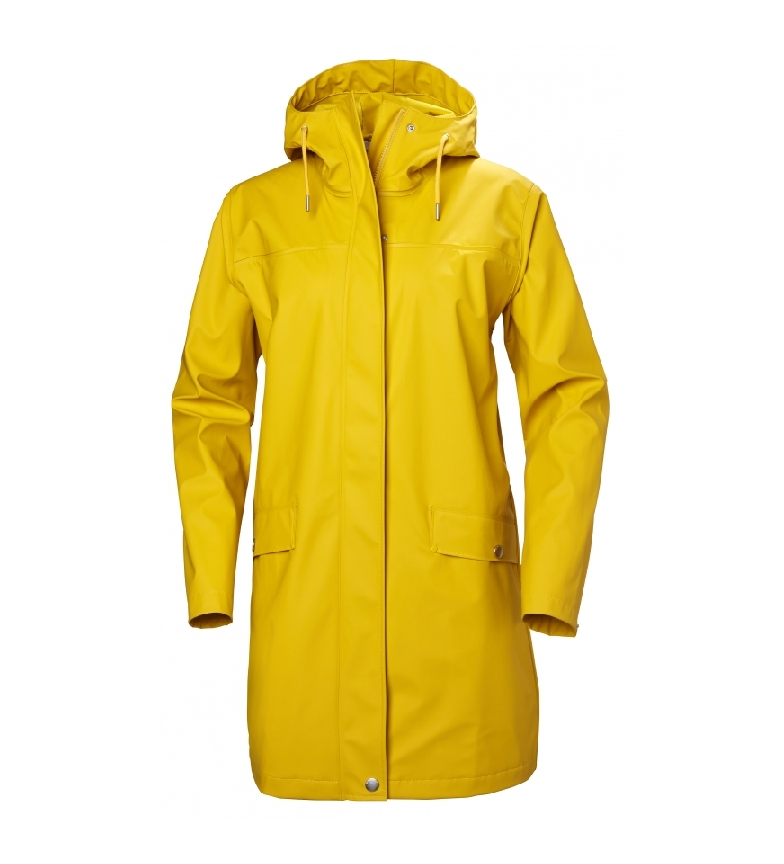 Comprar Helly Hansen Raincoat W Moss yellow / Helox+