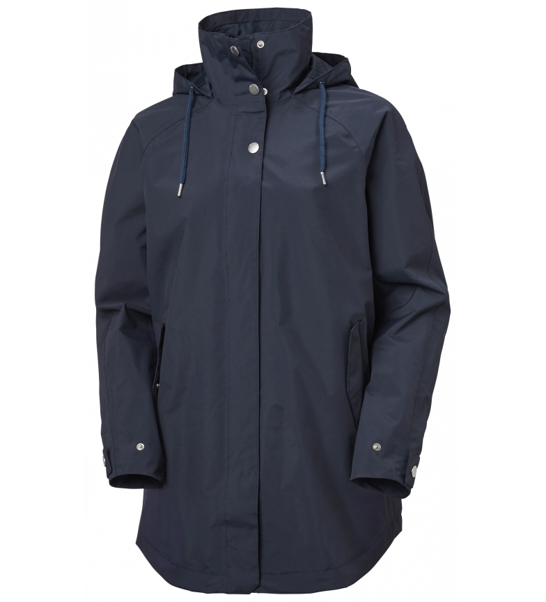 Comprar Helly Hansen Raincoat W Valentia Raincoat marine / Helly Tech / DWR /