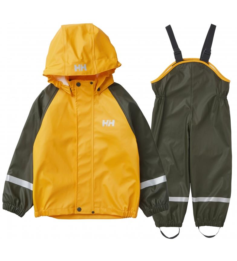 Comprar Helly Hansen Set Rain K Bergen PU yellow, green / HELOX /