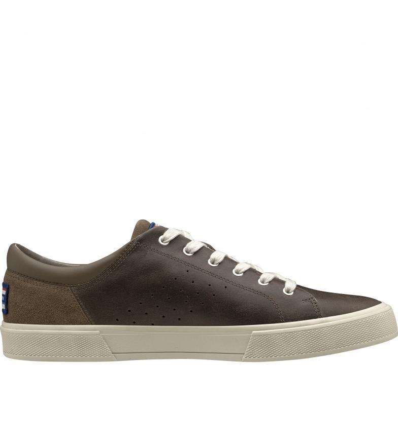 Comprar Helly Hansen Sneaker Copenhagen in pelle marrone