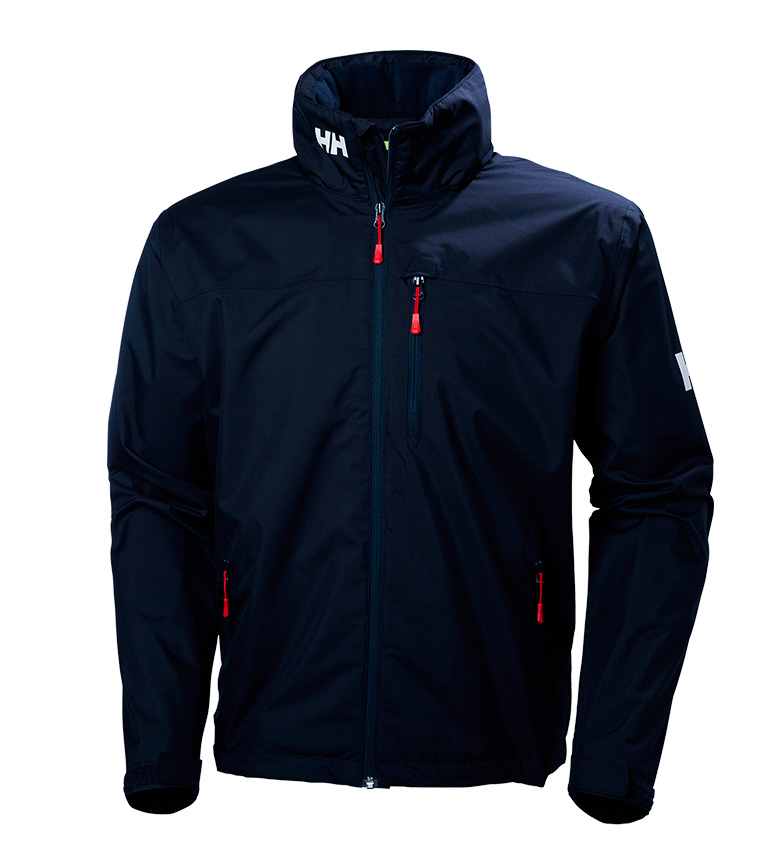 Comprar Helly Hansen Chaqueta Crew Hooded marino /Helly Tech®/