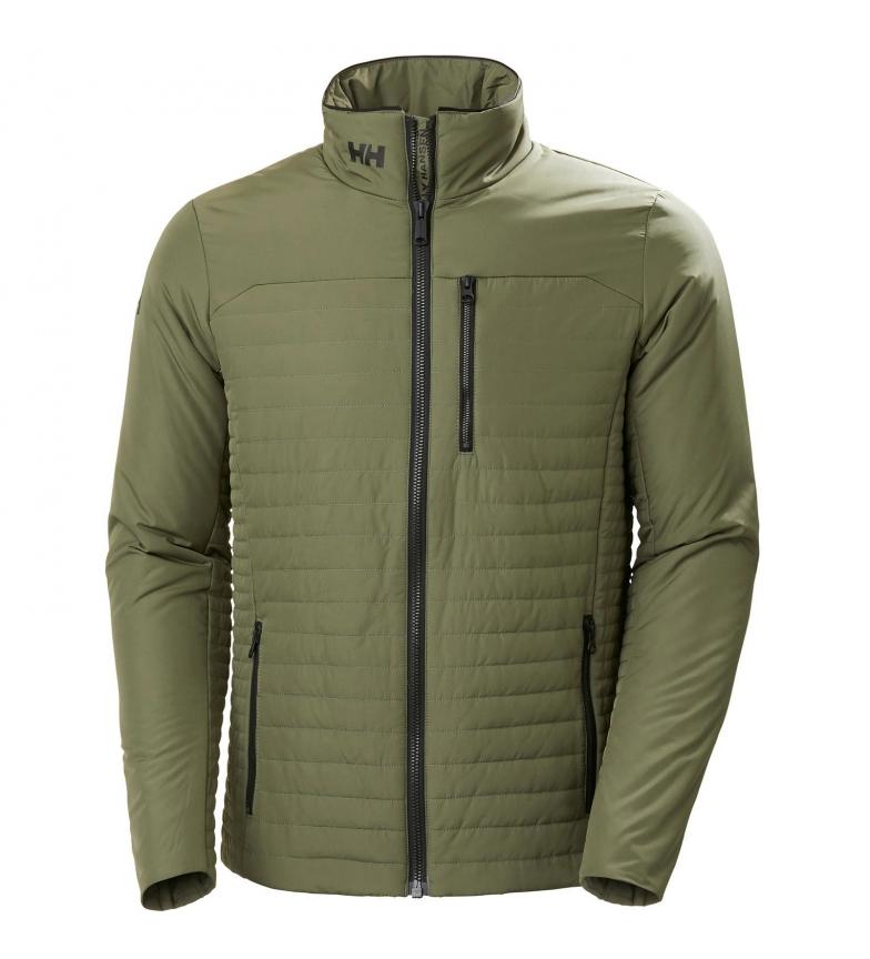 Comprar Helly Hansen Chaqueta Insulada Crew verde / Primaloft® / YKK® /