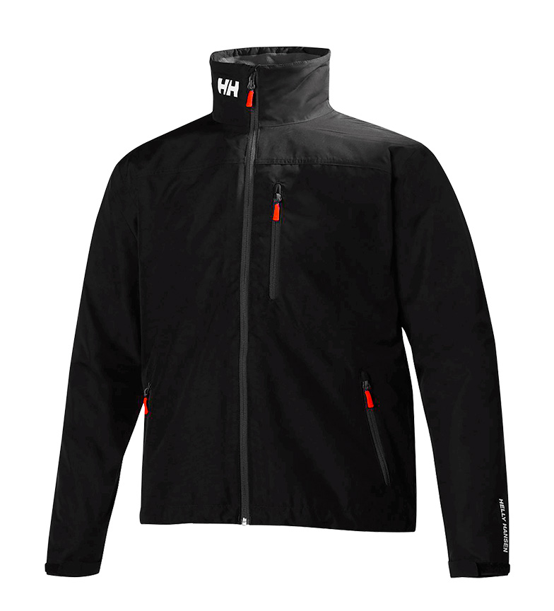 Comprar Helly Hansen Crew black jacket -Helly Tech® Protection-
