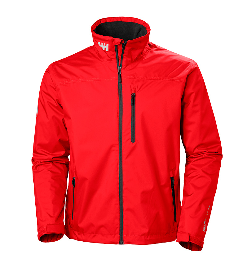 Comprar Helly Hansen Red Midlayer Crew Jacket -Helly Tech® Protection-