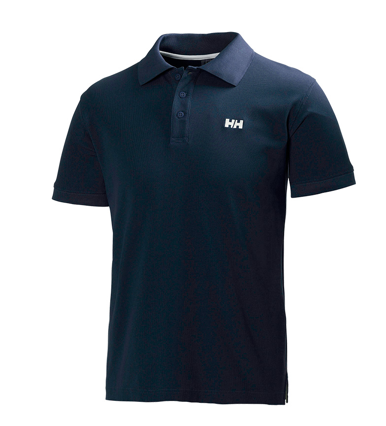 Helly Hansen New Driftline Polo Manche courte homme Navy L
