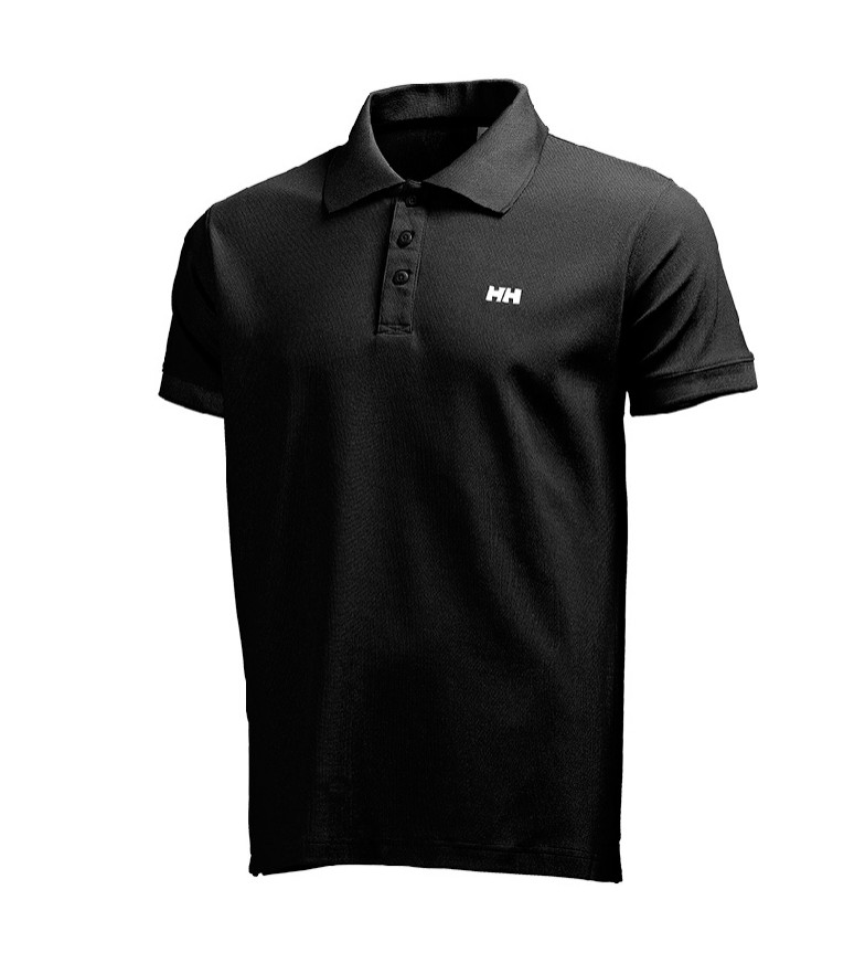 Comprar Helly Hansen Black Driftline Polo -FPS 30-