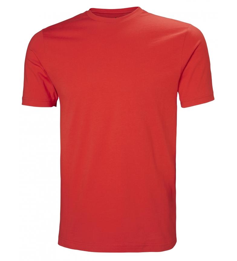 Comprar Helly Hansen T-shirt rossa a girocollo