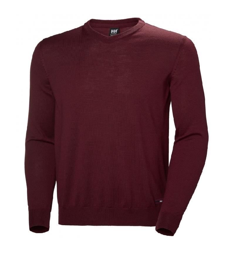 Comprar Helly Hansen Skagen maroon sweater