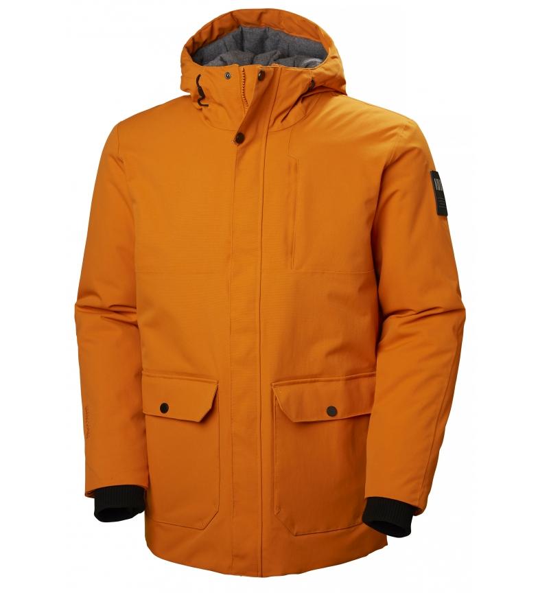 Comprar Helly Hansen Parka Urban Long orange / Primaloft