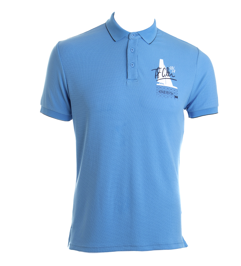 Comprar Helly Hansen Polo HP Racing azul