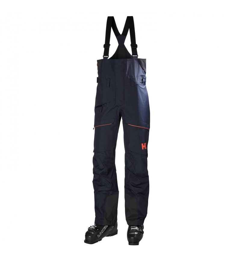 Comprar Helly Hansen Calças de Esqui W Kvitegga BIB Shell Marine / Helly Tech /
