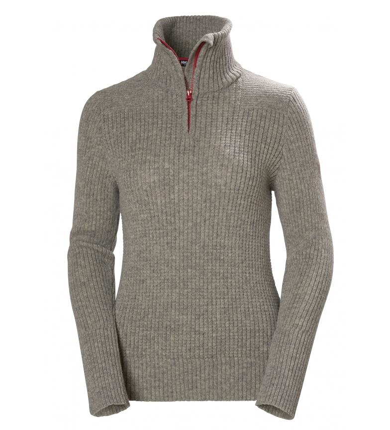 Comprar Helly Hansen Maglione di lana W Marka Grigio lana