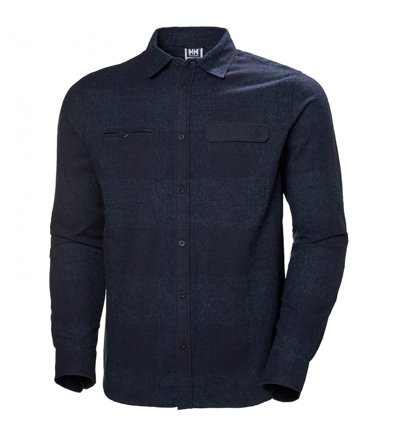 Comprar Helly Hansen Lã LS Camisa Marinha