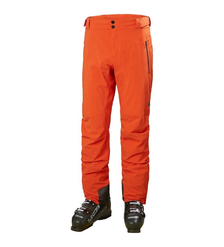 Helly Hansen Lifaloft Ski Pants orange /Helly Tech/