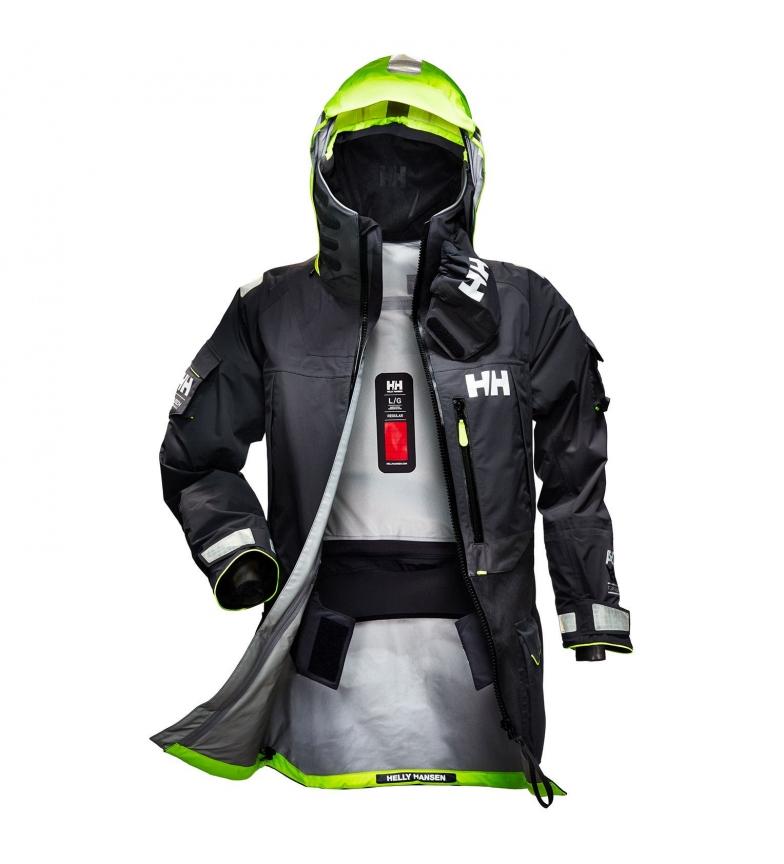 Comprar Helly Hansen Aegir Ocean Jacket grey /Helly Tech /Polartec®/DWR/