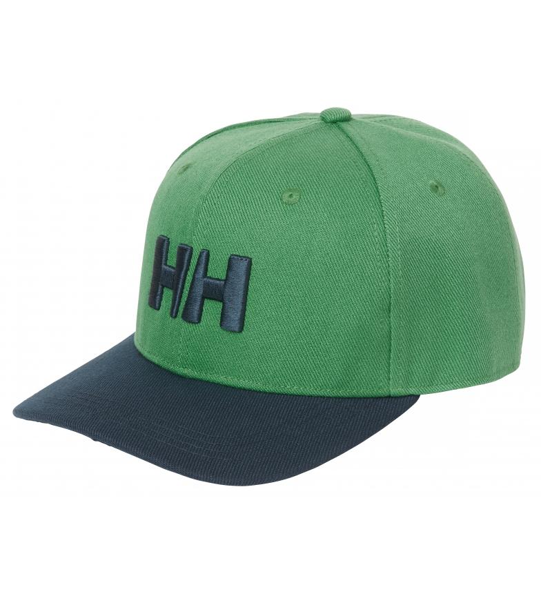 Comprar Helly Hansen Gorra HH Brand verde
