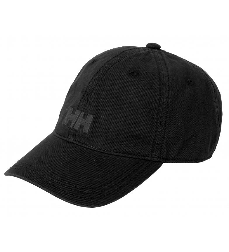 Comprar Helly Hansen Gorra Logo Cap negro