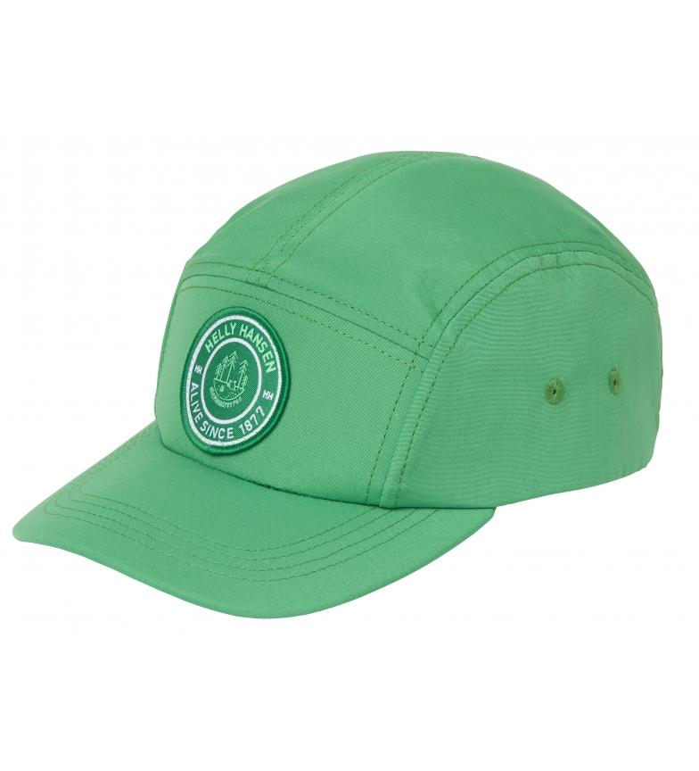 Comprar Helly Hansen Roam cap green