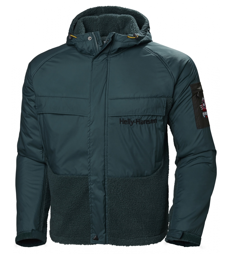 Comprar Helly Hansen Giacca Heritage Pile blu