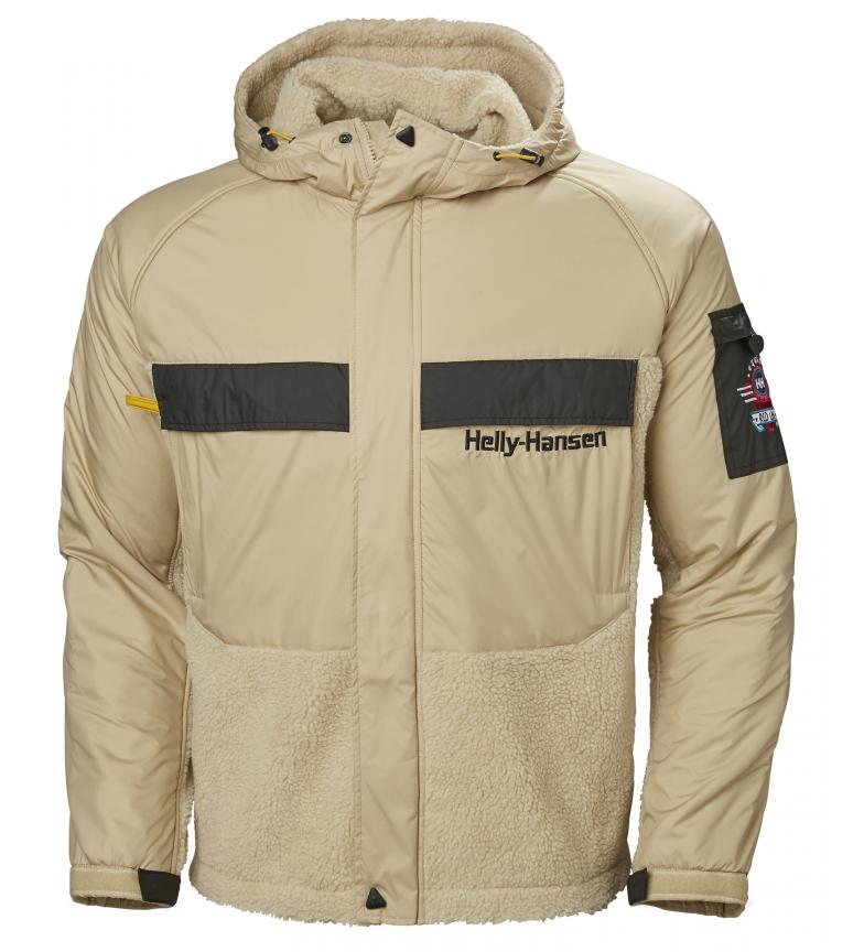 Comprar Helly Hansen Jacket Heritage Pile persimmon