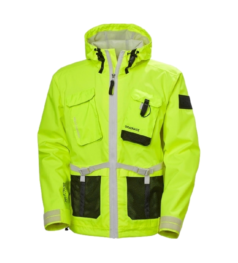Helly Hansen Giacca HH Arc S21 Seaway 2L gialla