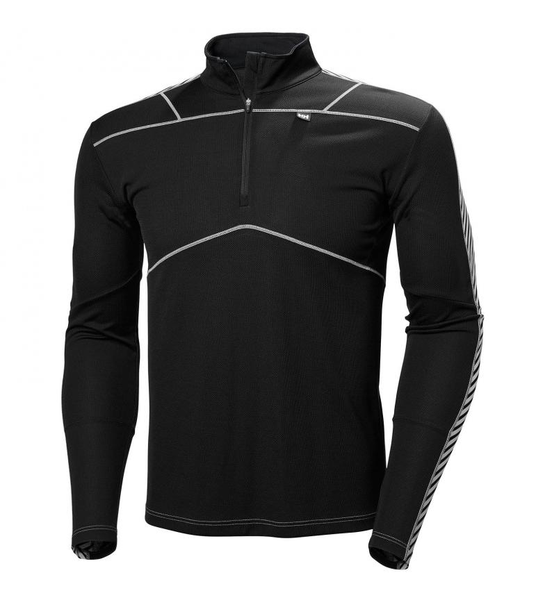 Comprar Helly Hansen T-shirt Lifa 1/2 Zip black