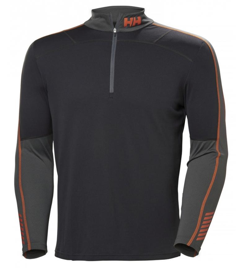 Comprar Helly Hansen T-shirt HH Lifa Active 1/2 Zip grey