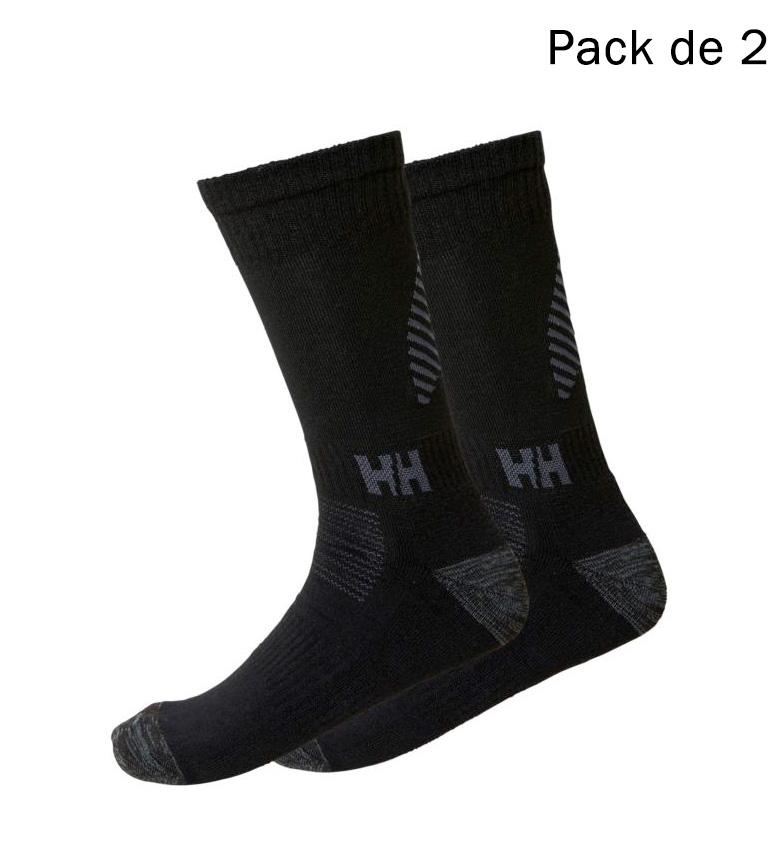 Comprar Helly Hansen Pack de 2 Meias HH Lifa Merino