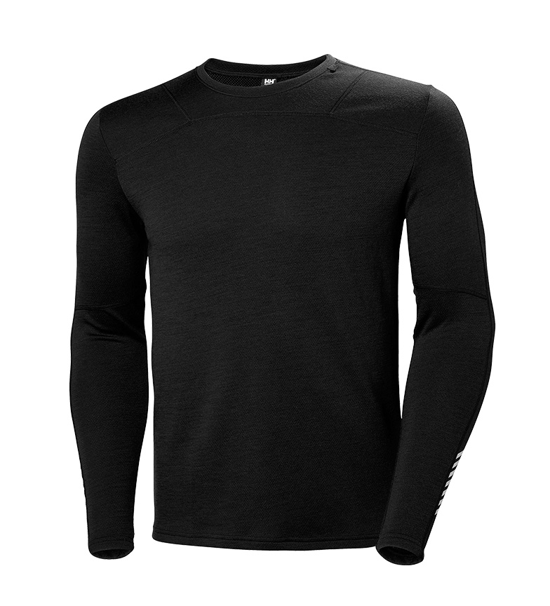 Comprar Helly Hansen T-shirt HH Lifa Merino Crew black