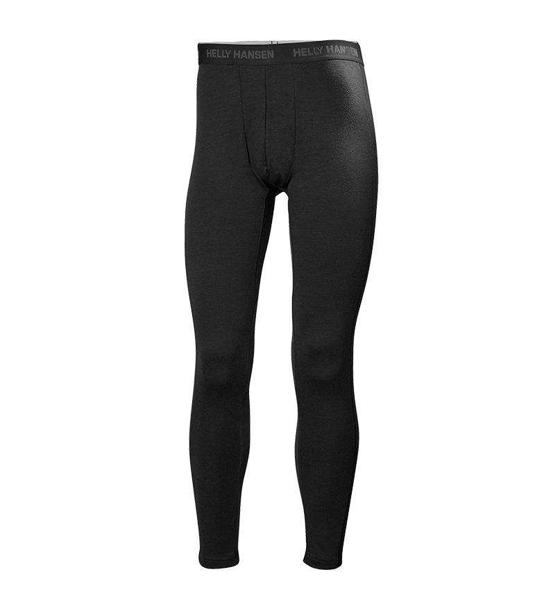 Comprar Helly Hansen Pantalón HH Lifa Merino Pant negro