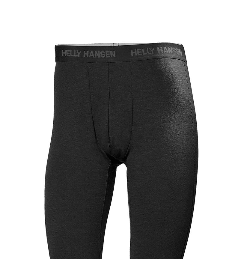 Helly Hansen Pantal�n HH Lifa Merino Pant negro