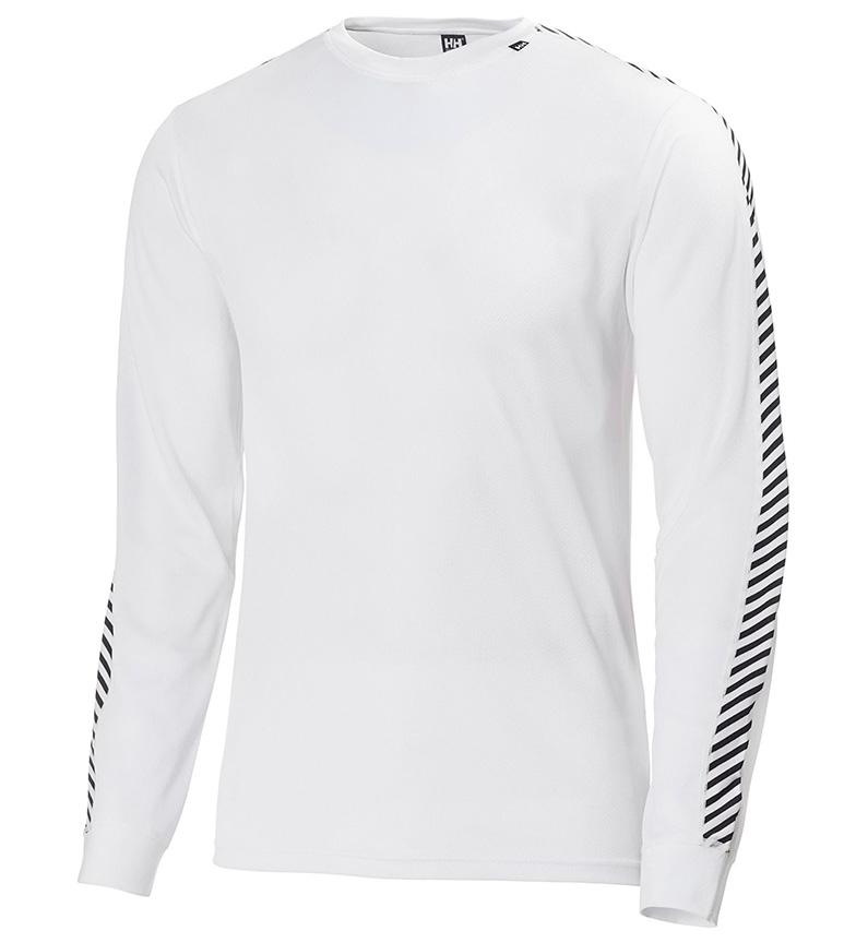 Comprar Helly Hansen T-shirt technique Lifa Stripe blanc / Lifa Star Dry