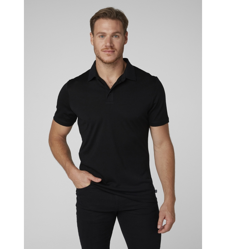 Merino Light Hh Negro Hansen polo Helly qSUGjzVpLM