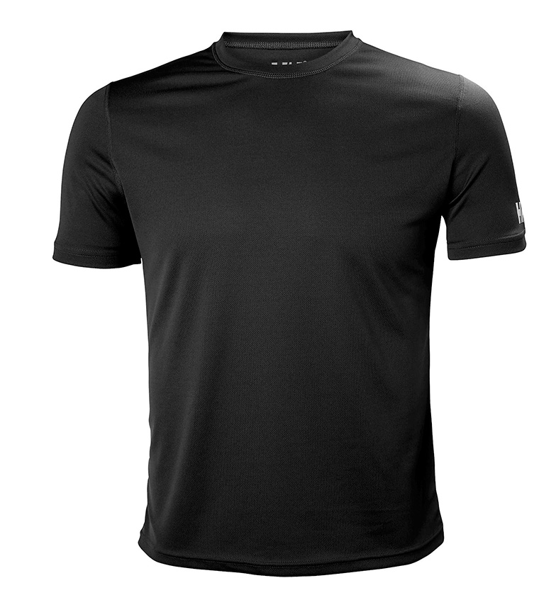 Comprar Helly Hansen Camiseta HH Tech  negro