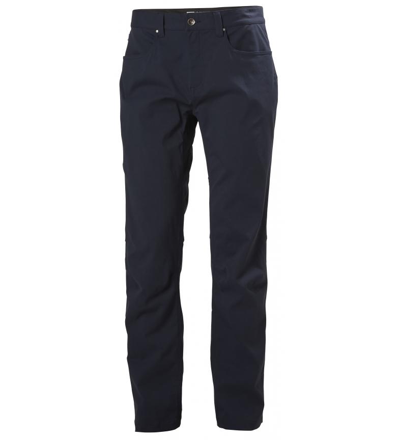 Comprar Helly Hansen Holmen 5 Pantaloni tasca blu navy / Bluesign /