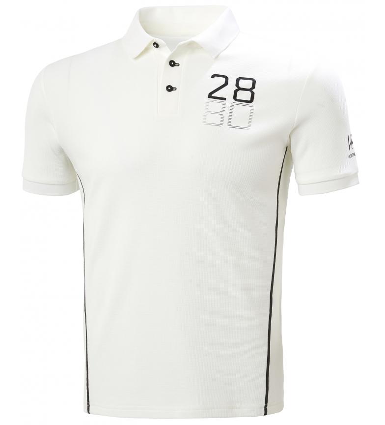 Comprar Helly Hansen Polo shirt HP Racing white / Tactel® / FPS /